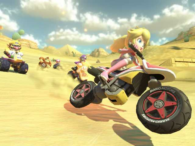 Nintendo does it again with 'Mario Kart 8'
