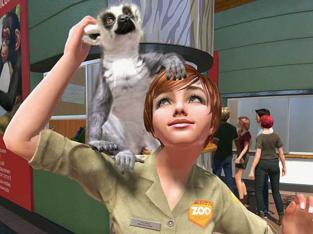 'Zoo Tycoon' offers fun for the entire family