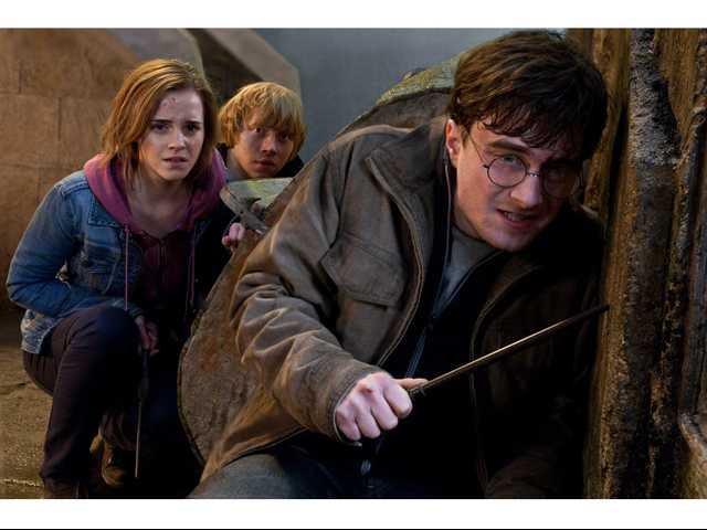 Potter: More?