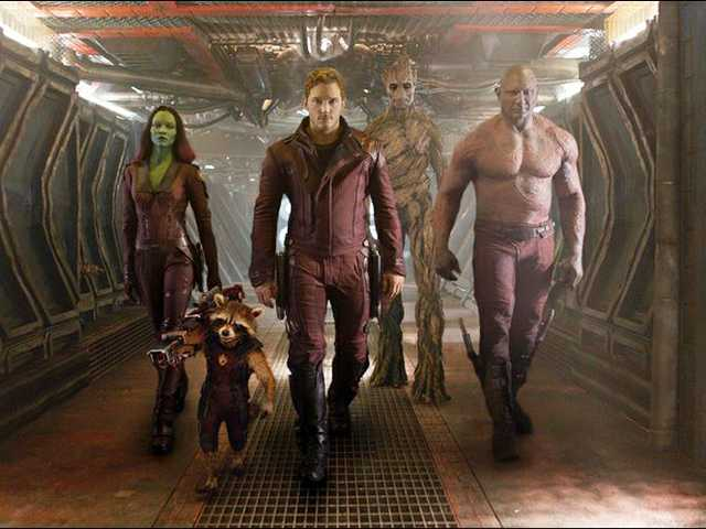 'Guardians' breaks mold for Marvel
