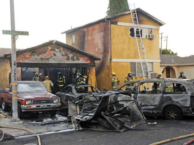 FIREWORKS FUEL FIRE