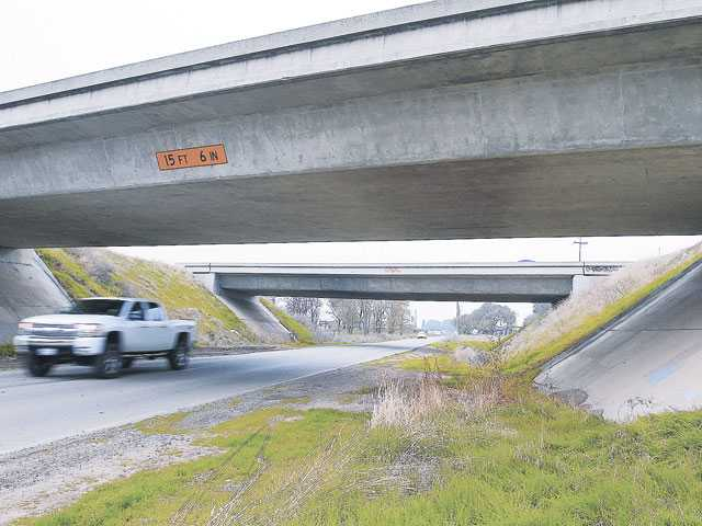 McKinley-120 interchange