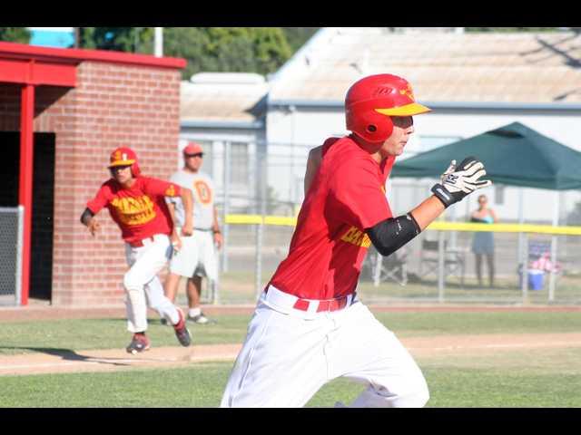 Mustangs Win Lee Hampson Summer Baseball Tournament