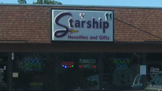 Starship adult store speaking, opinion