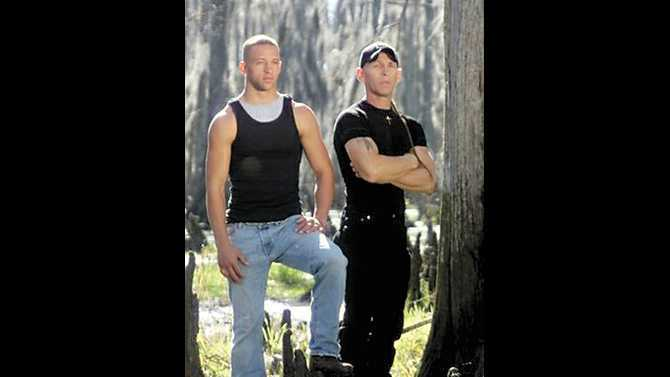 Swamp People' stars at Stonecrest, July 23