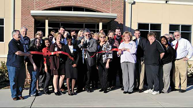 Ribbon Cutting: Ga. Primary and Urgent Care