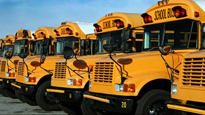 Cleaner emissions from school buses