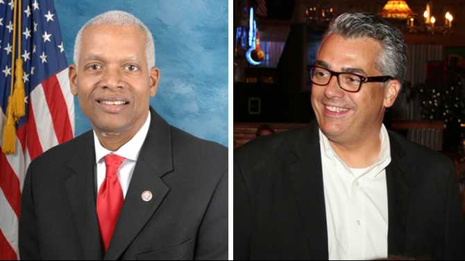 Pastor to face incumbent Congressman