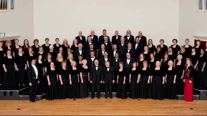 Choral Guild brings Christmas sounds to Rockdale
