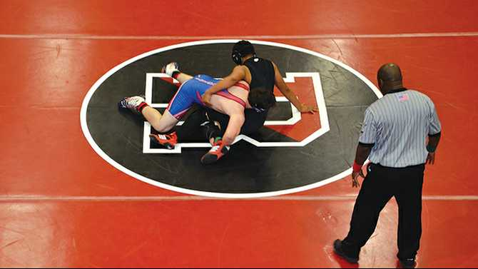 Wrestling: Veteran Bulldogs off to strong start