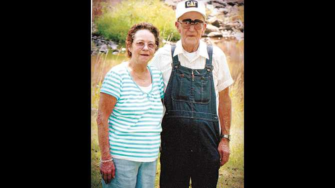 Couple celebrates 60 years on Dec. 25