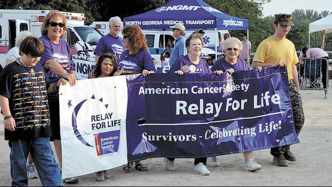 Rockdale Relay for Life revamped for 2013