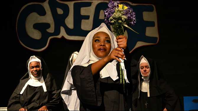 A whole lot of 'Nunsense'