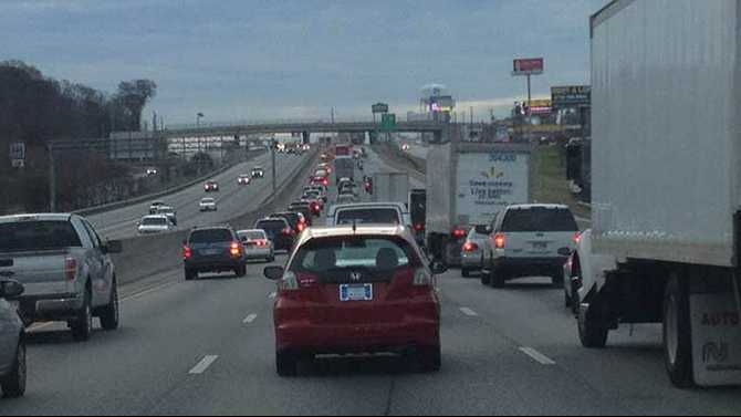 UPDATE: Woman injured in I-20 crash identified