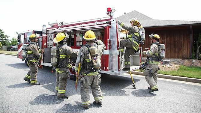 County's fire protection rating stays same