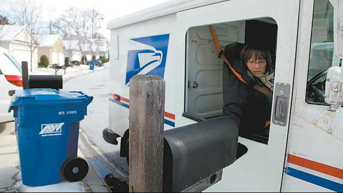 USPS to cut Saturday mail