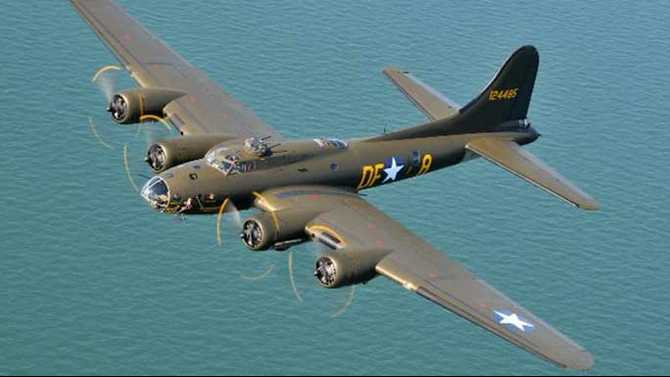 Historic B-17 flights coming to Atlanta