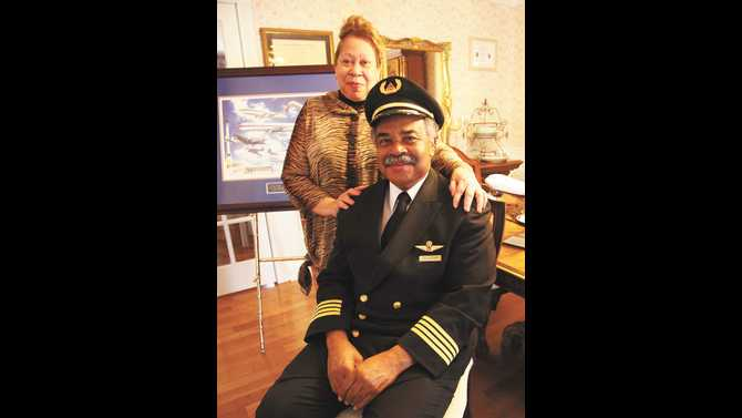 Conyers native retires as Delta's senior pilot