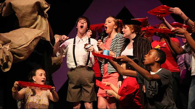 'Willy Wonka' hits sweet spot at RCHS