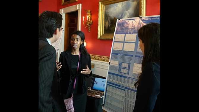 Magnet student attends White House science fair