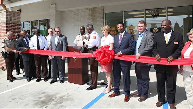 Newton Sheriff's Office opens Salem Road precinct