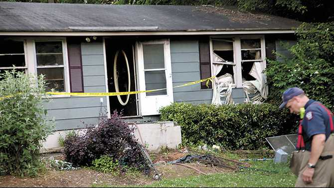 UPDATE: Conyers woman dies in house fire