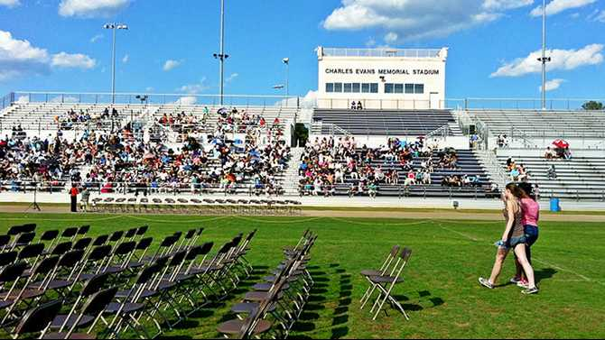 VIDEO stream of Heritage Graduation