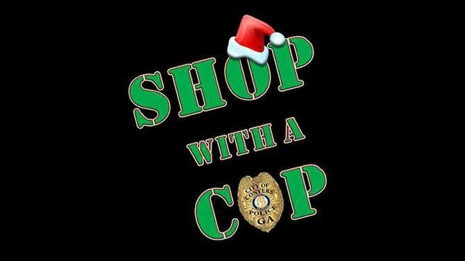 Shop with a Cop looking for donations