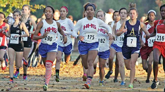 Patriots, Salem compete at region meet