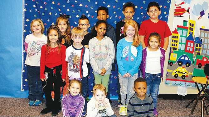 BES Students of the Month