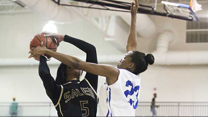 Lady Seminoles outlast Newton