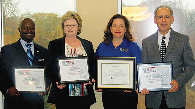Economic Development Academy graduates Rockdale leaders