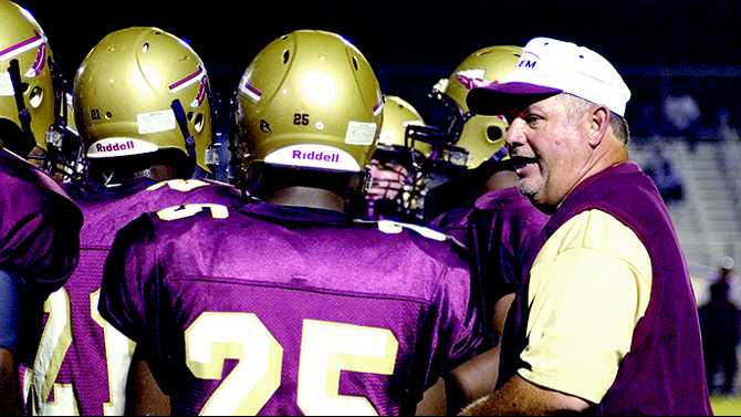 Former Salem coach named Social Circle football coach