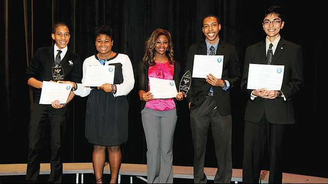 Rockdale Regional science fair winners announced