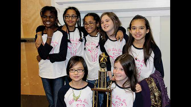 Lorraine Elementary named regional Reading Bowl champs