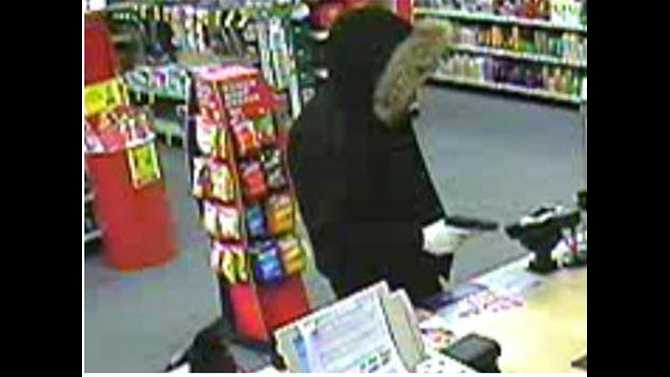 Police looking for CVS robber