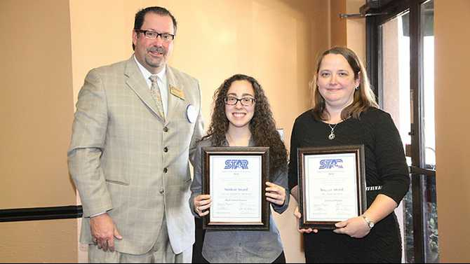 STAR students honored by Rotary