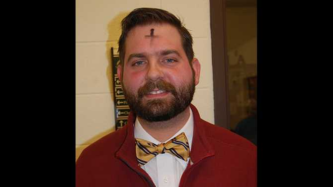 Man on the Street: Ash Wednesday