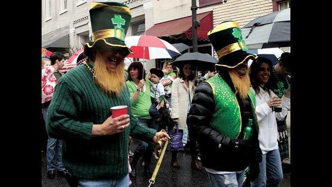 Live Video Stream Mon. at 4pm: St. Paddy's Day, the shortest endurance run will happen again