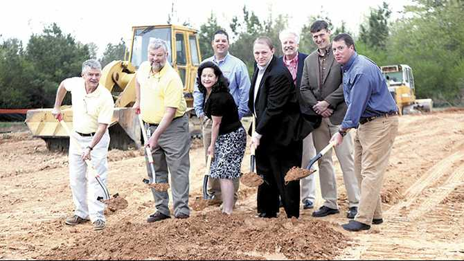 ASI breaks ground on expansion