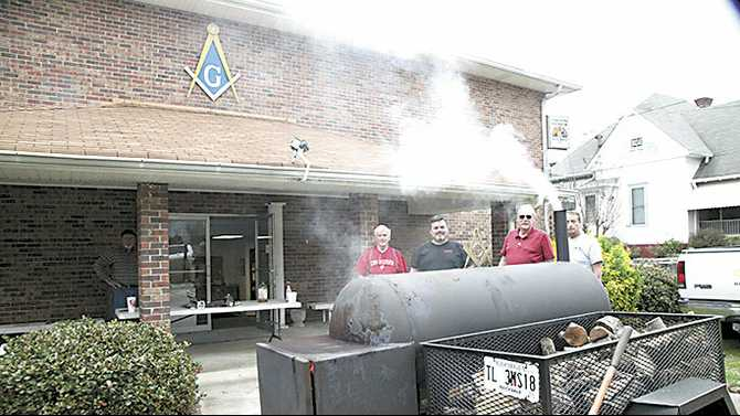 Masonic Lodge Barbecue