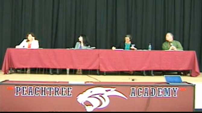 VIDEO: State School Superintendent Forum, April 4