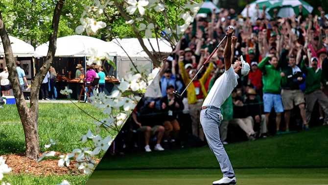 Weekend Guide: Can't quit the Master's but gotta see the dogwoods