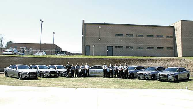 New RCSO patrol cars deployed