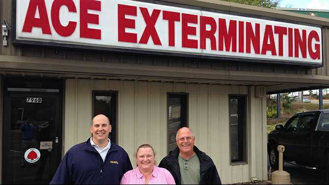 Bizzy Bee Exterminators acquires Ace exterminating company