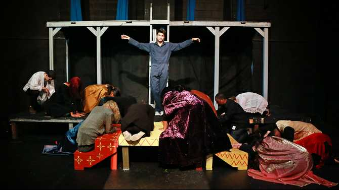 Theatre Salem presents 'Godspell,' April 24-27