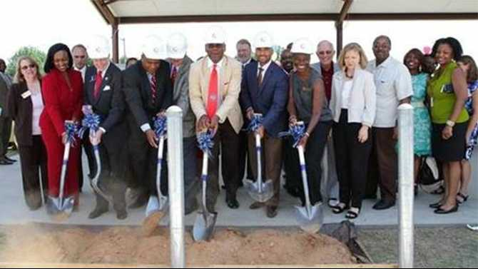 GPTC breaks ground on transit training facility