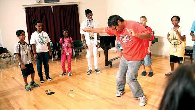 CRCA Drama Camp