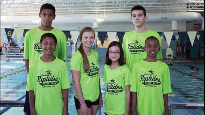 6 swimmers qualify for championship