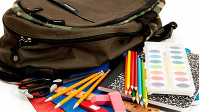 Back-to-School supply drives help families